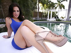 Jayden Jaymes Foot Job