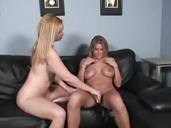 Lusty Young Lesbians XXX DVDRip