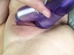 Rabbit Vibrator Masturbation