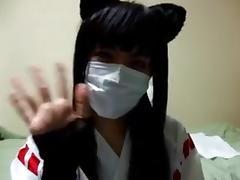 Asian Crossdresser