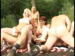 SEX PARTY AT THE LAKESIDE 02