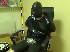chair tied