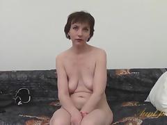 Sofia in Amateur Movie - AuntJudys