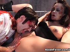 Annie Cruz in Beyond Fucked: A Zombie Odyssey - AsianFever