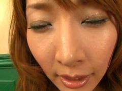 Cock hungry asian sluts sucking fucking