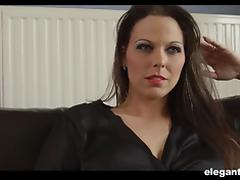 Astonishing Simony Diamond can take three stiff cocks at once!