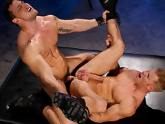 Johnny V & Joey D in Fuck Hole Video
