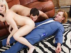 Ash Hollywood,Marcelo,Evan Stone in Mean Cuckold #04, Scene #04