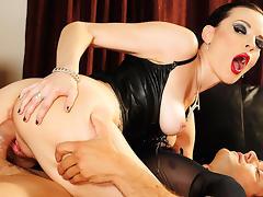 Dana Dearmond In Party Girls, Scene 3