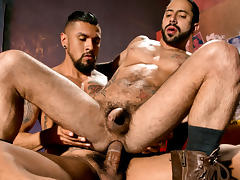 Boomer Banks & Nick Cross in Under My Skin - Part 1, Scene 04 - HotHouse