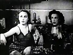 ultra hot fetish lesbians - circa 30s