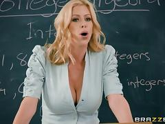 Threesomes at the local school are Bailey's most favorite thing!