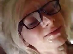 sexy slut slimed