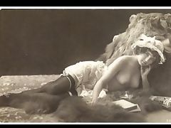 Erotic French Postcards c 1900 1925