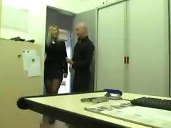 ELSA KRYSS HOT FUCK AT OFFICE
