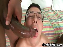 Mclovin gets his anus ripped by black