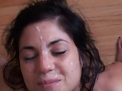 The Horny Highschool Senior in action Blowjobworld us
