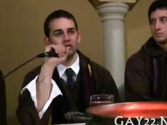 Straight guys getting gay