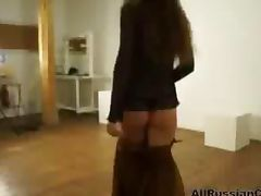 Private Lap Dance russian cumshots swallow
