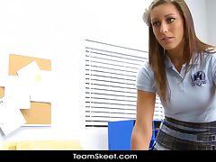 TeamSkeet January 2013 Best hardcore teen videos compilation
