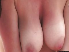 Young couple roadtrip creampie
