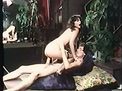 Deep Blowjob in Photo Studio 1970