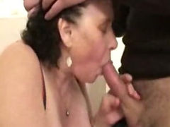 Ginette french BBW gangbanged