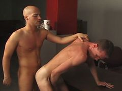 Army studs anal sex fuck