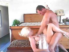 British slut Jamie gets fucked up the arse