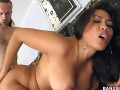 Hot Moaning With The Asian Babe Jessica Bangkok