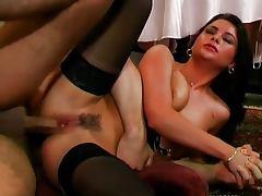 Sex in a restaurant with Jessica Fiorentino