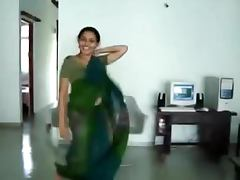 Cute Indian dancer gets so hot with this man