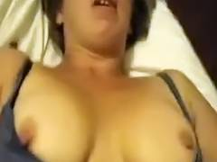 Nawty mother I'd like to fuck has screaming loud agonorgasmos then bent ovr4 creampie