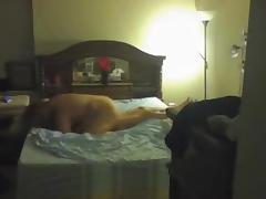 big beautiful woman gettting tag-teamed on hidden livecam
