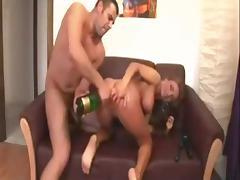 Champagne Fanny Wash!