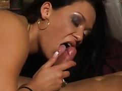 Malezia enjoys a hot 90's fuck