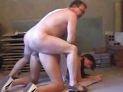Kristina K in a hot oral sex video