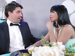 fucking at the wedding reception
