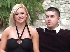 Two ravishing hotties Lexi Love and Cali Cassidy get banged