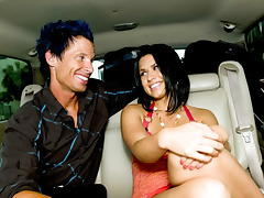 Eva Angelina and the Smurf Reject