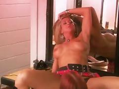 Liz Vicious and Brandi Love