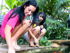 Jayden And Elena Will Make U Cum Twice!